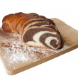 Sweet bread - Stock Photo