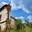 Royalty-Free Stock Photo: Ruins of an ancient building