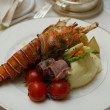 Foto Stock: Lobster