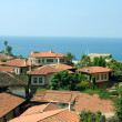 Roofs of Antalya — Stock Photo
