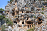 Ruins of Myra — Stock Photo