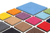 Carpet coverings — 图库照片