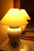 Desk lamp — Stock Photo