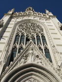 Church in Gothic style — Stock Photo