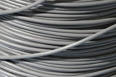 Wire, cable, — Stock Photo