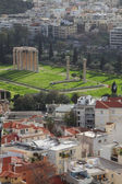 Panorama of Athens — Stock Photo