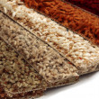 Carpet coverings — Stock Photo