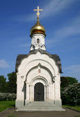 Church-Chapel of St. Basil the Great — Stock Photo