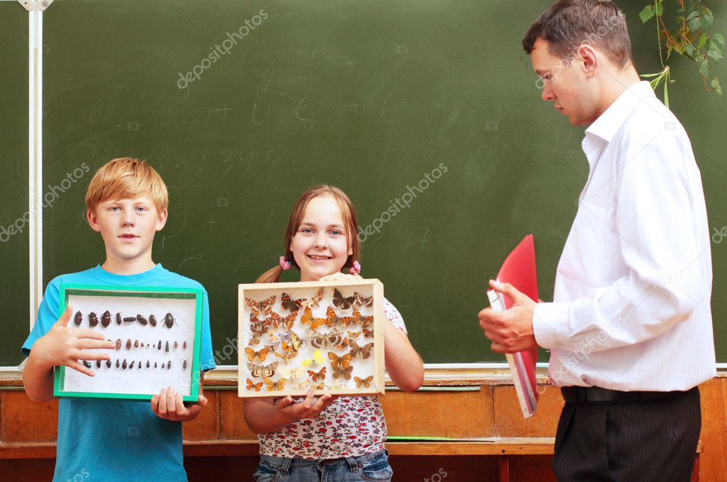 School  — Stock Photo #1303879