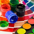 Stock Photo: Color paint
