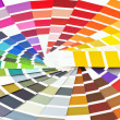 Royalty-Free Stock Photo: Color Palette