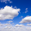 Stock Photo: Cumulus