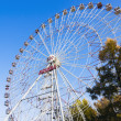 Large Ferris wheel — Stock Photo