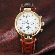 Watches chronograph — 图库照片