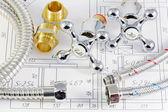 Sanitary engineering — Stock Photo