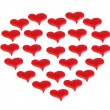 Royalty-Free Stock Photo: Valentine from the heart