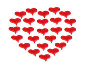 Valentine from the heart — Foto Stock