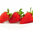 Ripe strawberry — Photo