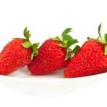 fraise mûre — Photo