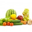 Set of various vegetables and fruit — Stock Photo #1314152