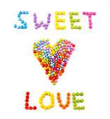 Bonbons multicolores — Photo