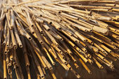 Background from bamboo — Stock Photo