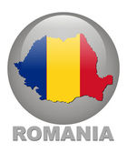 Country symbols of Romania — Stock Photo