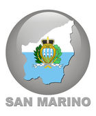 Country symbols of San Marino — Stock Photo