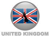 Country symbols of United Kingdom — Stock Photo