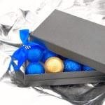 juego de bolas de Navidad — Foto de Stock