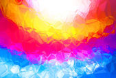 Bright multicolor abstract background — Stock Photo