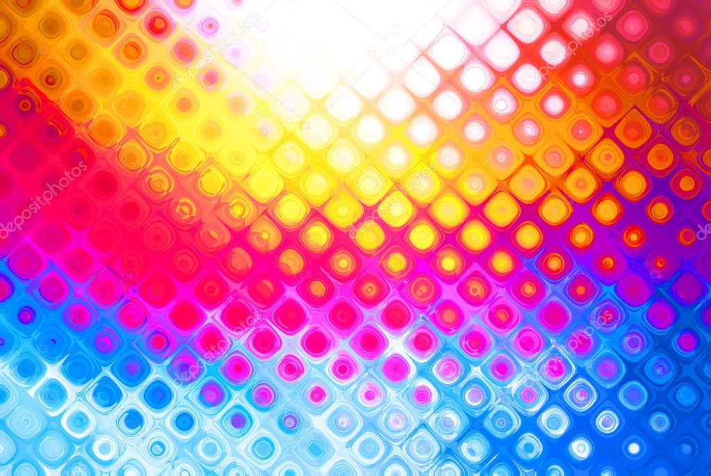 Bright multicolor abstract background with a pattern — Foto Stock #1936738