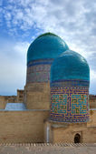 Domes of ancient mausoleum — Stockfoto