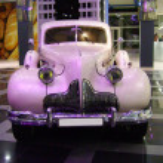 auto z minulého století — Stock fotografie #1434829