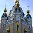 Orthodox church — Stock Photo #1495740
