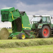 Hay gathering 6 — Stock Photo