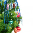 Christmas tree — Stock Photo #1325489