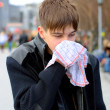 Flu — Stock Photo #1330838
