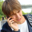 Worried teenager — Stock Photo #1332168