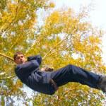 bungee jumping — Stok fotoğraf #1792211