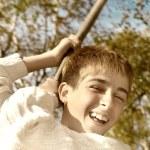 Happy boy — Stock Photo #1793806