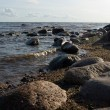 Stock Photo: Gulf of Finland coastline