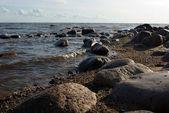 Береговая линия Финского залива — Стоковое фото