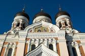 Alexander Nevsky Cathedral, Tallinn — Stock Photo