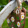 Royalty-Free Stock Photo: Rusty lock