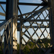 Petrin (Petrin) Lookout Tower fragment — Stock Photo