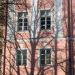 Tree shadows on Toompecastle — Stock Photo #1429302