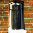 Stock Photo: Lutherchurch window
