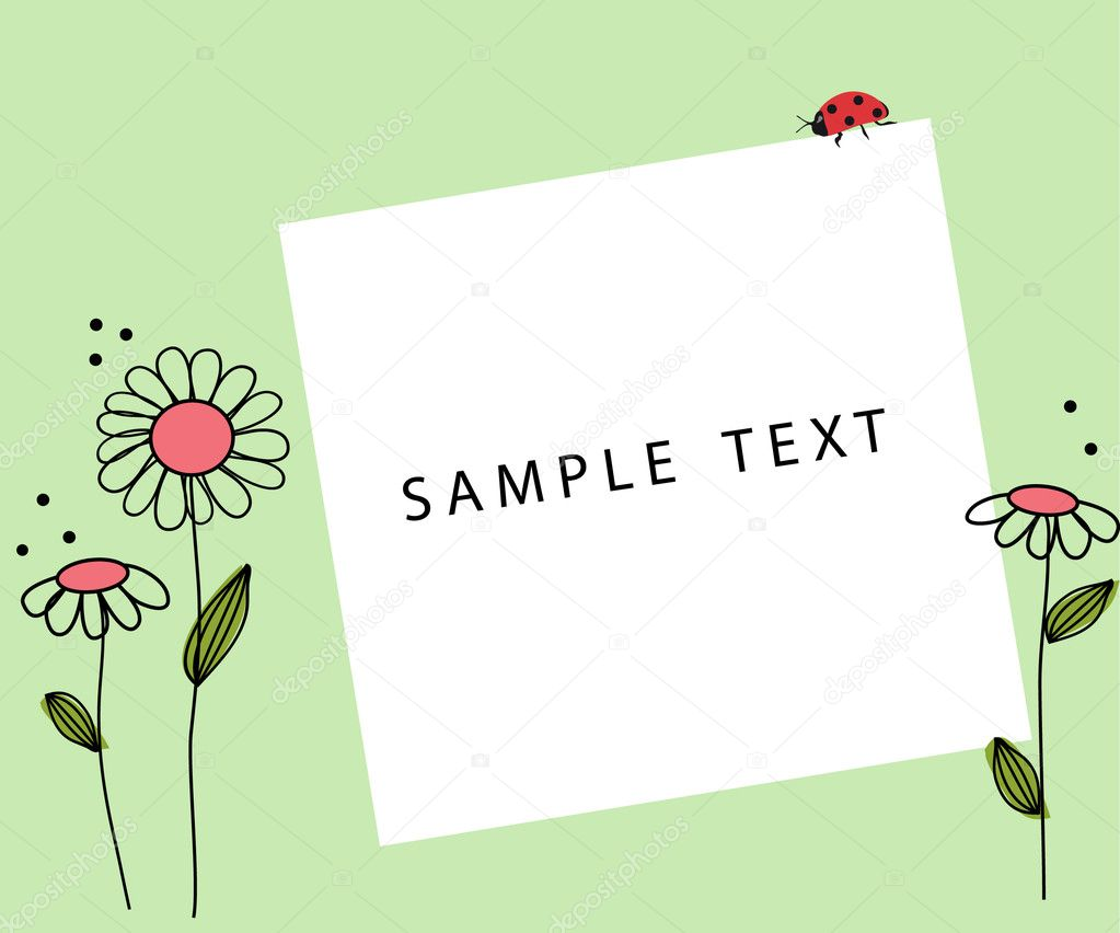 Gambar Greeting Card Picture