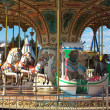 Carousel vintage horse from Merry-go-round — Stock Photo #1615322